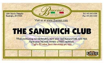 Rewards Sandwich