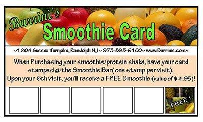 Rewards Smoothie