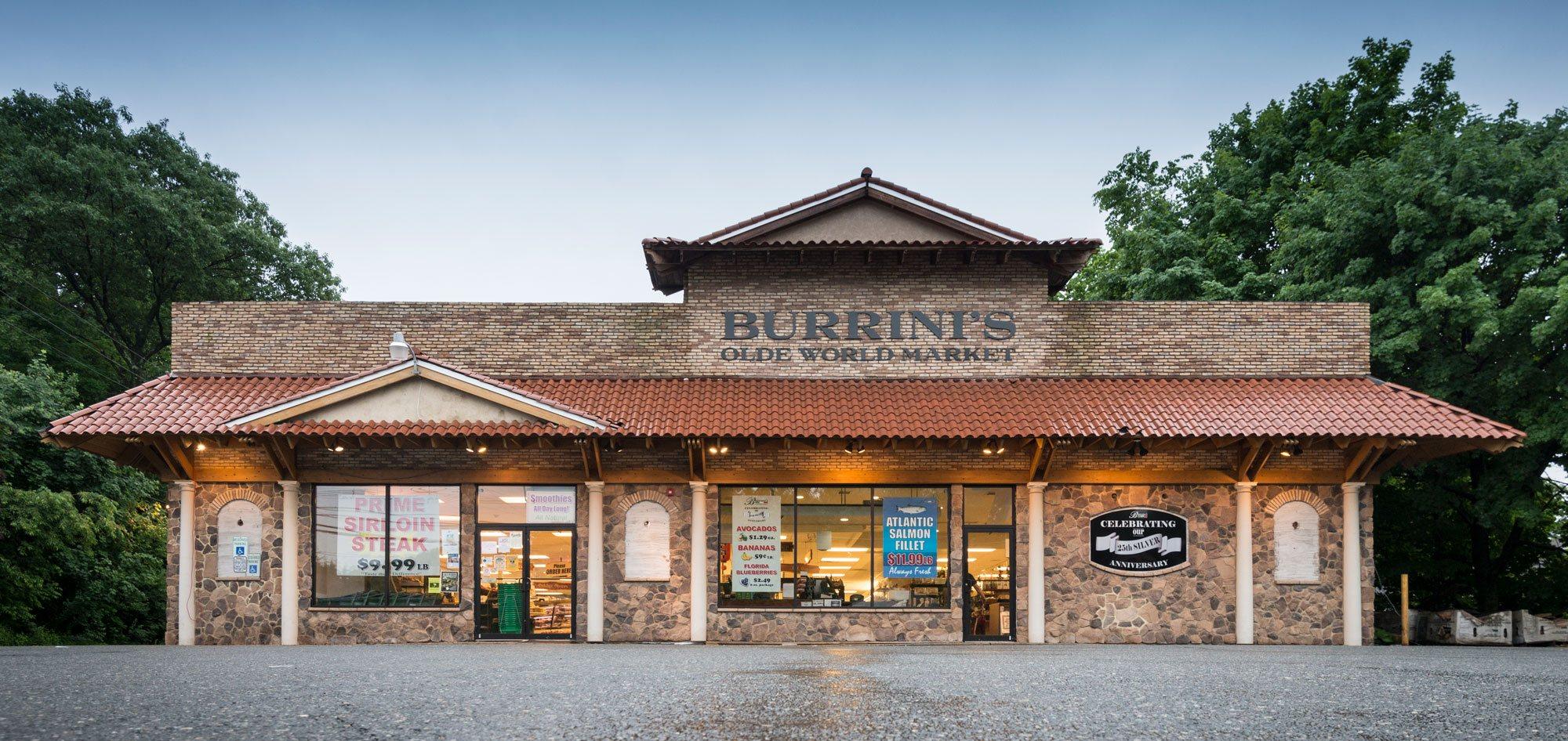 Burrini's Olde World Market