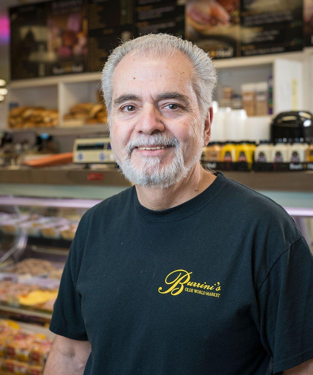 Frank Burrini