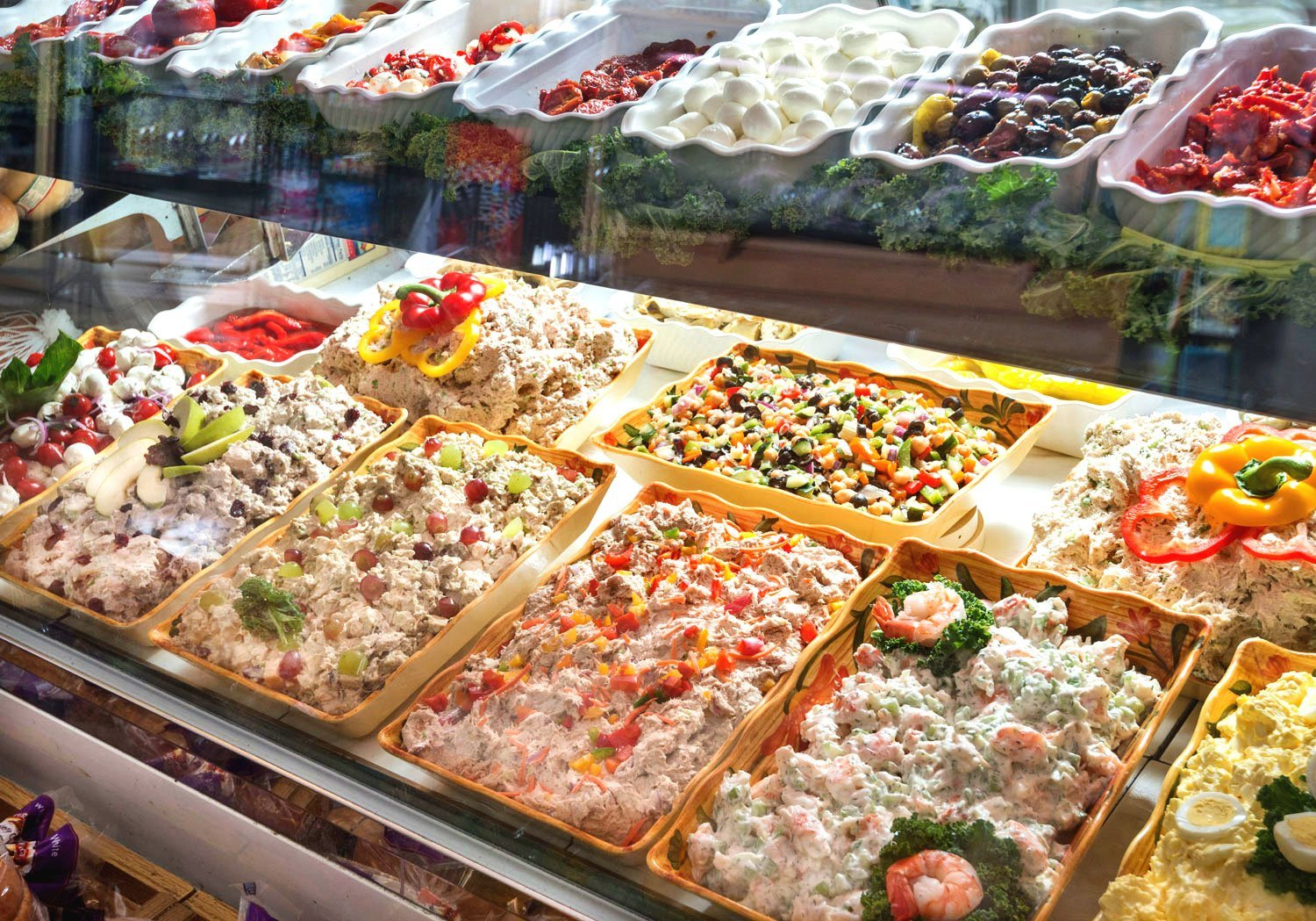 Deli Cold Salads